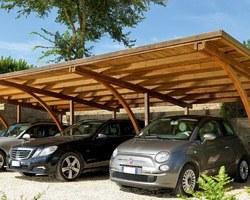 Les Terrasses d'Eden - ST CERGUES - LES PERGOLAS - Abris voiture / Box