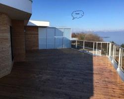 Les Terrasses d'Eden - ST CERGUES - NOS PARTENAIRES - Les réalisations - Aménagement terrasse