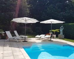 Les Terrasses d'Eden - ST CERGUES - NOS PARTENAIRES - Les réalisations - Aménagement piscine