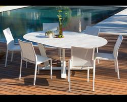 Les Terrasses d'Eden - ST CERGUES-LE MOBILIER - Nos tables