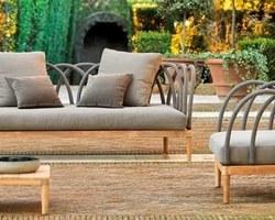 Les Terrasses d'Eden - ST CERGUES - LE MOBILIER - Nos canapés /Nos canapés modulaires